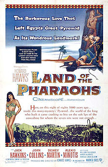 Land of the Pharaohs - poster.jpg