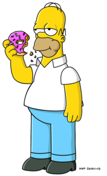 Homer simpson wikipedia - Homer simpson nu ...