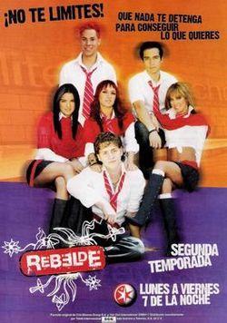 Rebelde - Wikipedia