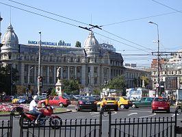 University Square, Bucharest
