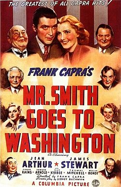 Poster Mr. Smith Goes to Washington