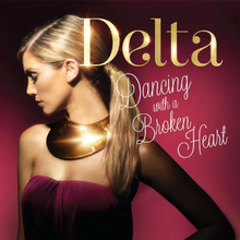 "Coperta discului ""Dancing With a Broken Heart"""