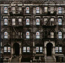 Coperta discului Physical Graffiti