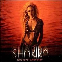 Whenever, Wherever, Shakira.jpg