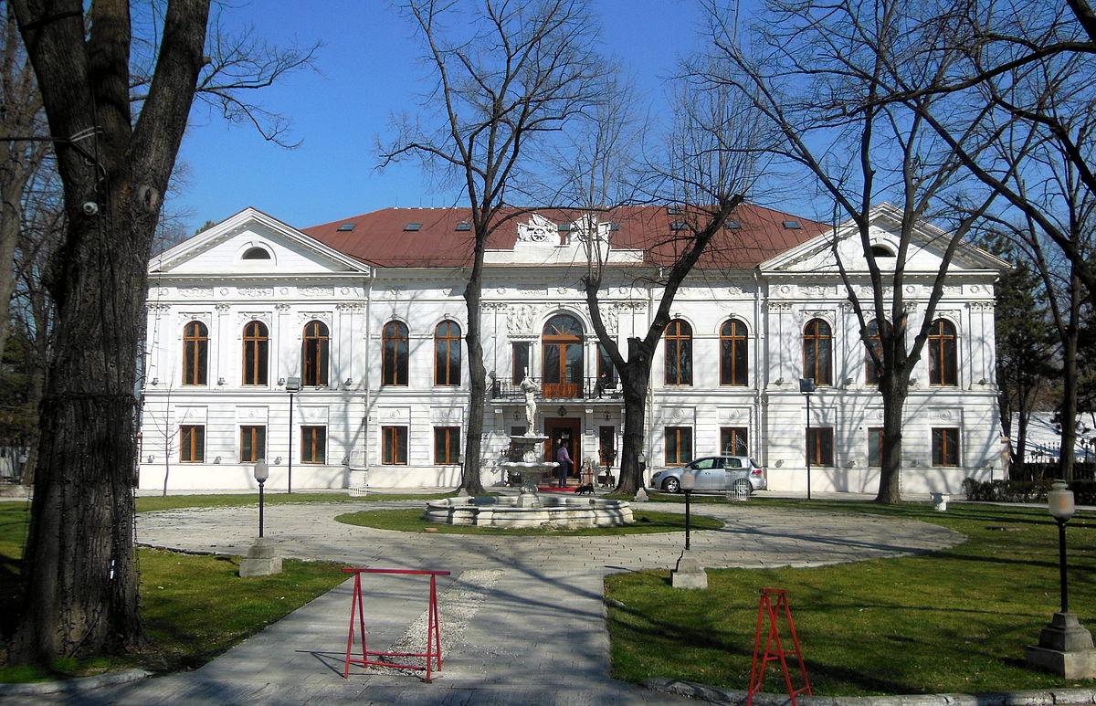 Palatul Ghica Tei Wikipedia