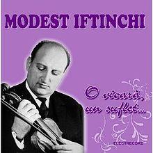Modest Iftinchi - Wikipedia