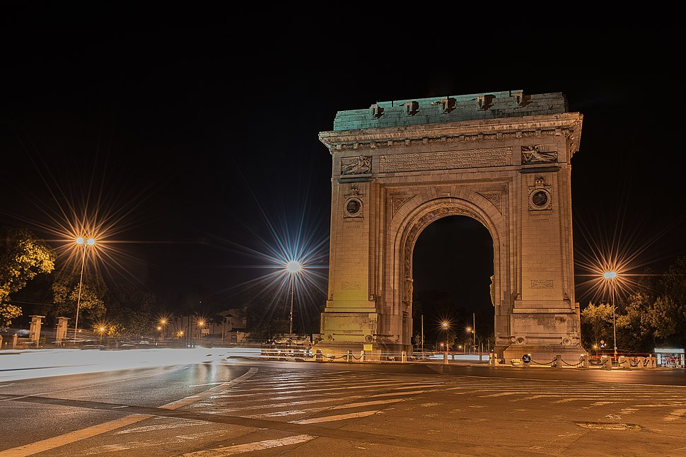 Triumphbogen Bukarest