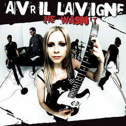 Avril lavigne he wasnt.PNG