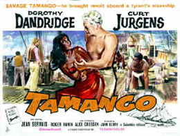 Poster of the movie Tamango.jpg