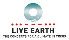 "The Live Earth logo representing the ""S.O.S."" message."