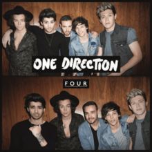 One Direction - Four.png