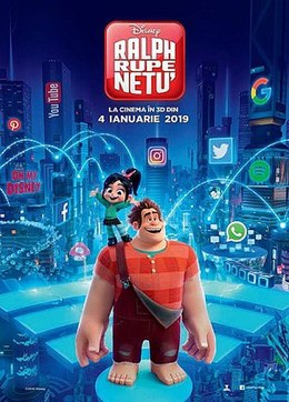 Ralph Breaks the Internet Romanian poster.jpg