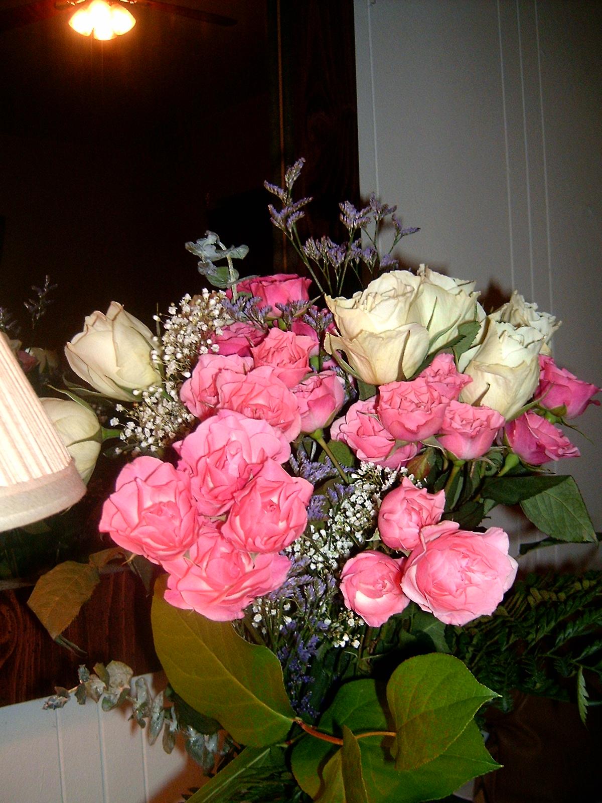 Фото Букеты Розы Красивые