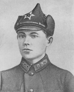 Комроты Н.Ф.Ватутинв 1926 году
