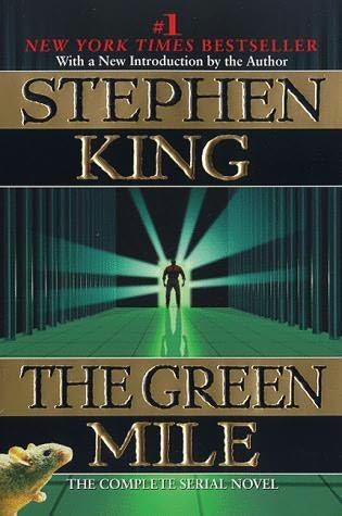 Книга стивена кинга зеленая миля