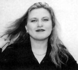 Катя Огонёк в марте 2006 года