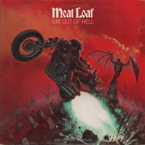 Bat Out Of Hell Deutsch