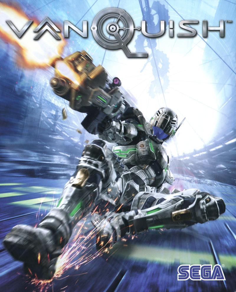 Видео обзор игры Vanquish
