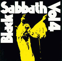 Обложка альбома Black Sabbath «Black Sabbath Vol.4» (1972)