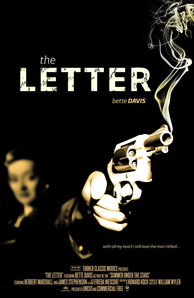 Письмо (фильм, 1940)