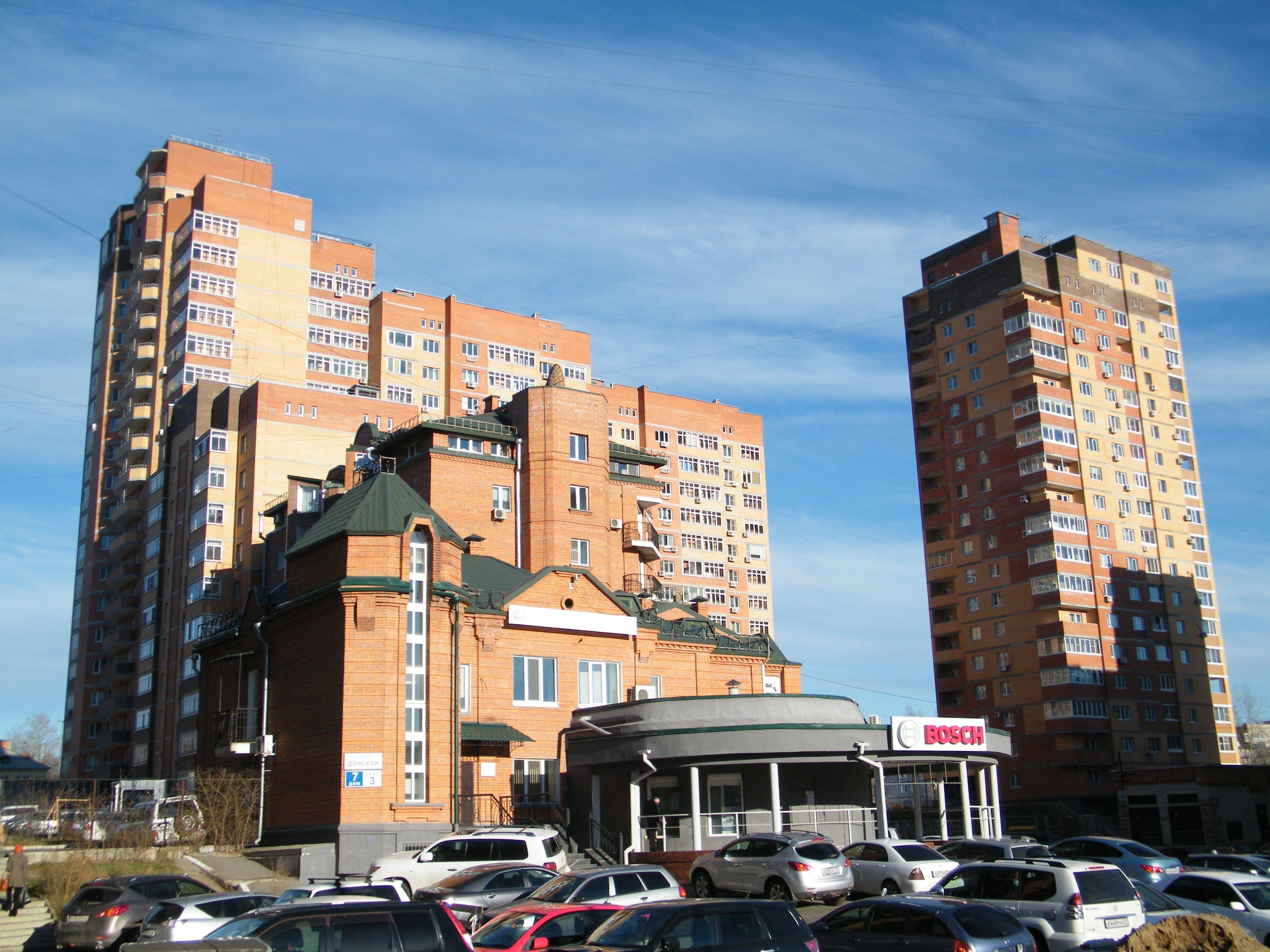 хабаровск переулок донской фото