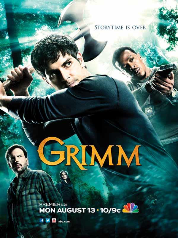 Гримм. 2 сезон