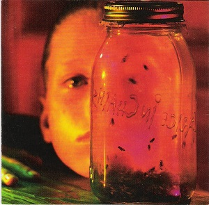 Обложка альбома Alice in Chains «Jar of Flies» (1994)