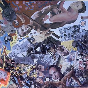 Обложка альбома Опизденевших «Психоделия Tomorrow» (2002)