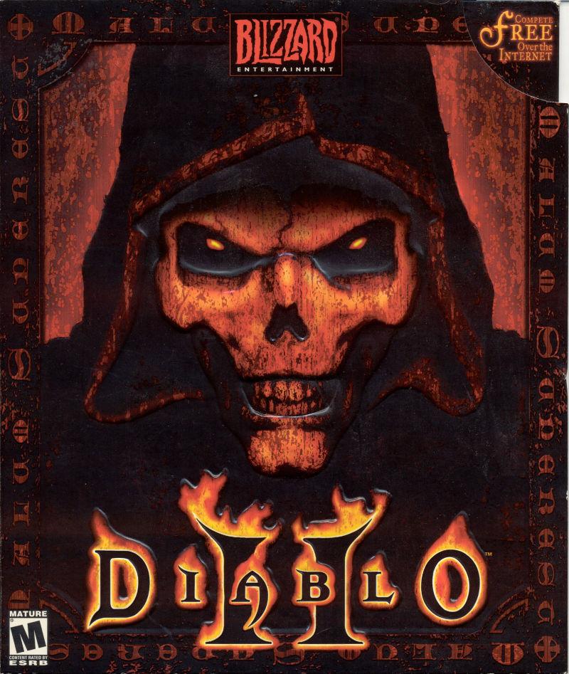 скачать Diablo 2 через торрент - фото 9