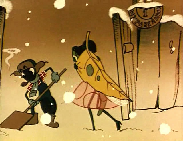 Файл:стрекоза и муравей (кадр, 1961). Jpg — википедия.