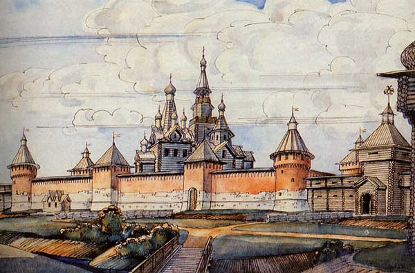 Реконструкция тульского кремля