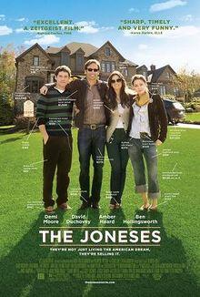 Семейка Джонсов /  смотреть онлайн