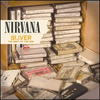 Обложка альбома Nirvana «Sliver: The Best of the Box» (2005)
