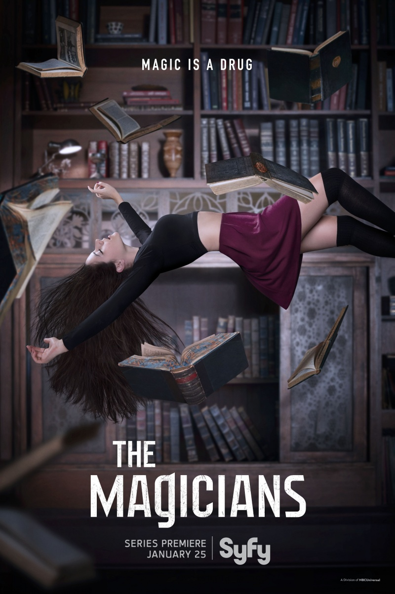 The Magicians Trailer Deutsch