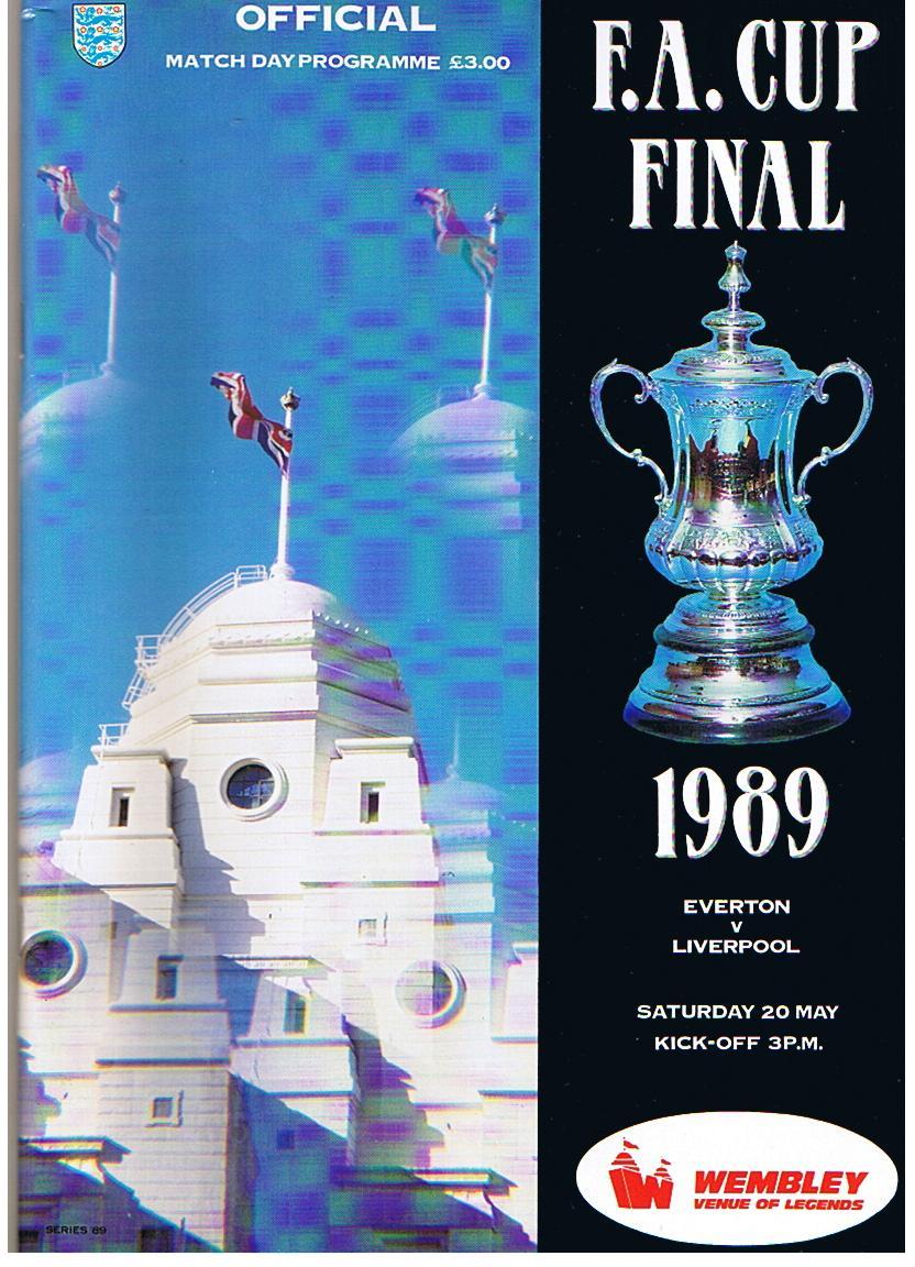 Финал Кубка Англии по футболу 1989 — Википедия