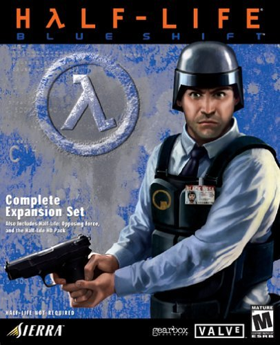 Half-Life - Blue Shift 1998,   Action