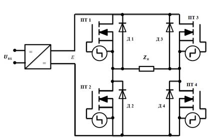 Автономный инвертор напряжения схема фото 874