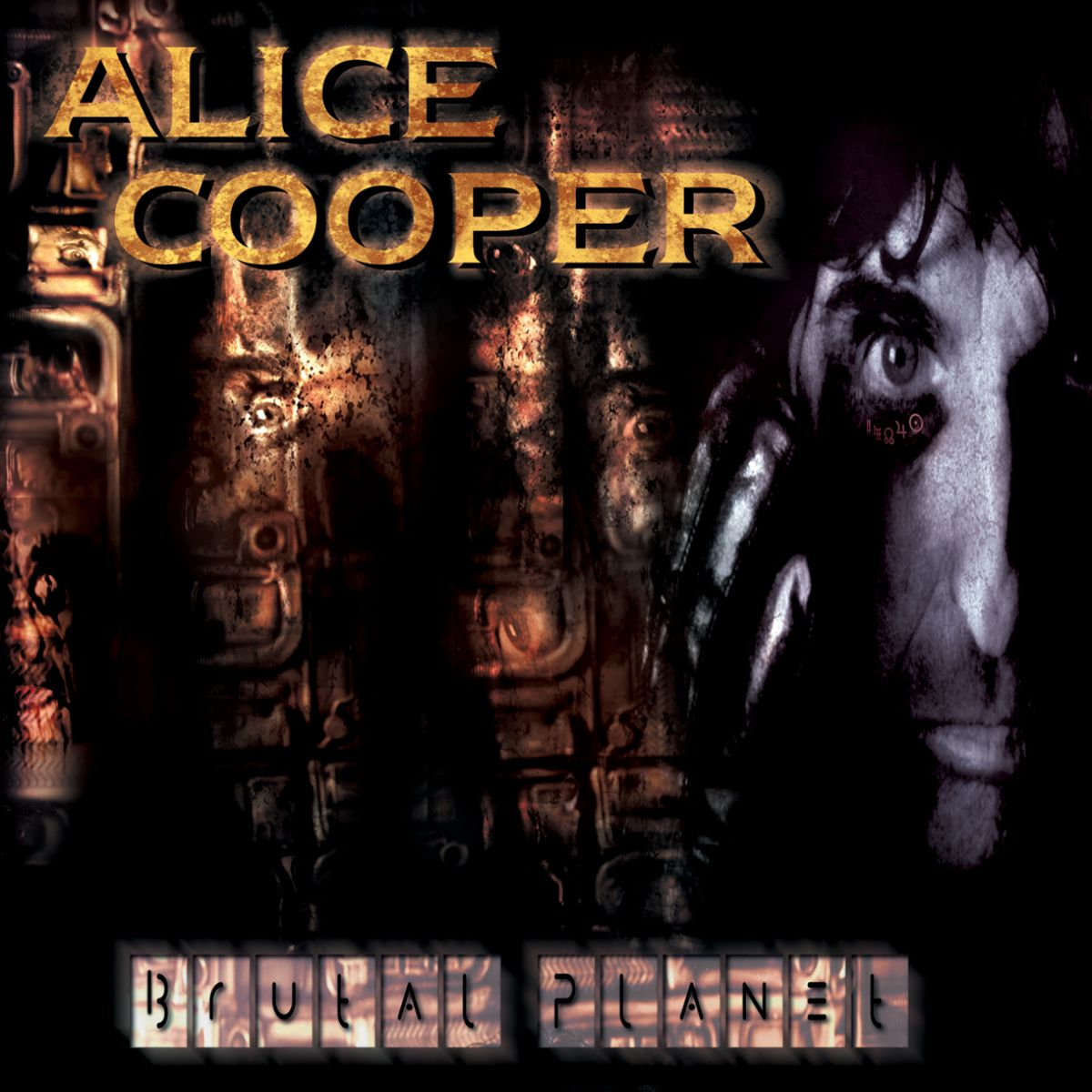 Alice Cooper — Brutal Planet (2000)