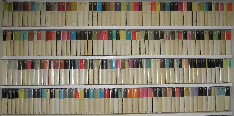 Библиотека всемирной литературы бвл