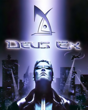 [Apple Macintosh]Deus Ex [RUS][Cider]