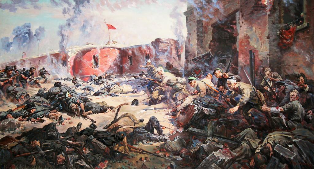 Оборона Брестской крепости — Википедия