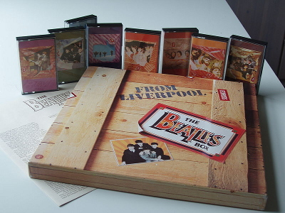 The Beatles Box Википедия