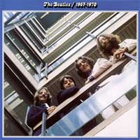 Обложка альбома The Beatles «The Beatles 1967–1970 (Blue Album)» (1973)