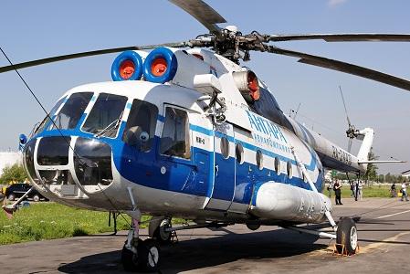 фото вертолета ми-8