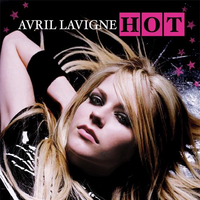 Обложка сингла «Hot» (Avril Lavigne, 2007)