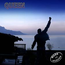 Обложка альбома «Queen» «Made in Heaven» (1995)