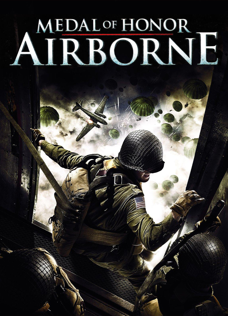 скачать игру medal of honor airborne