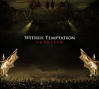 Обложка сингла «Forgiven» (Within Temptation, 2008)