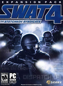SWAT 4 - The Stetchkov Syndicate Coverart.png