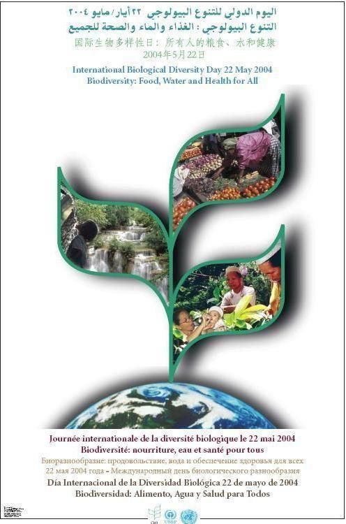 Резолюции на тему биоразнообразия